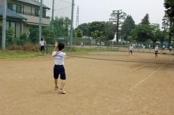 球技2014テニス