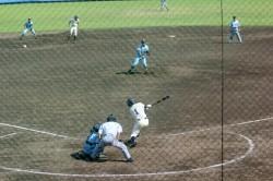 秋野球ー8