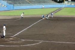 秋野球ー5