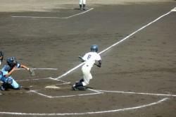 秋野球ー4