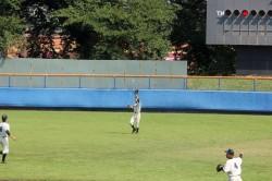 秋野球ー6