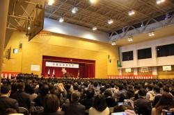 2015卒業式―2