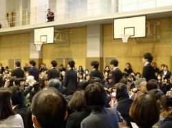 2016卒業式ー4