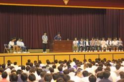 2016生徒会選挙ー2
