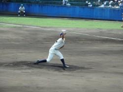 2014夏野球1回戦ー4