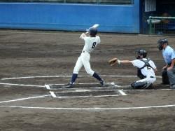 2014夏野球1回戦ー6