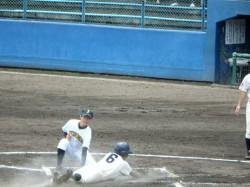2014夏野球1回戦ー7