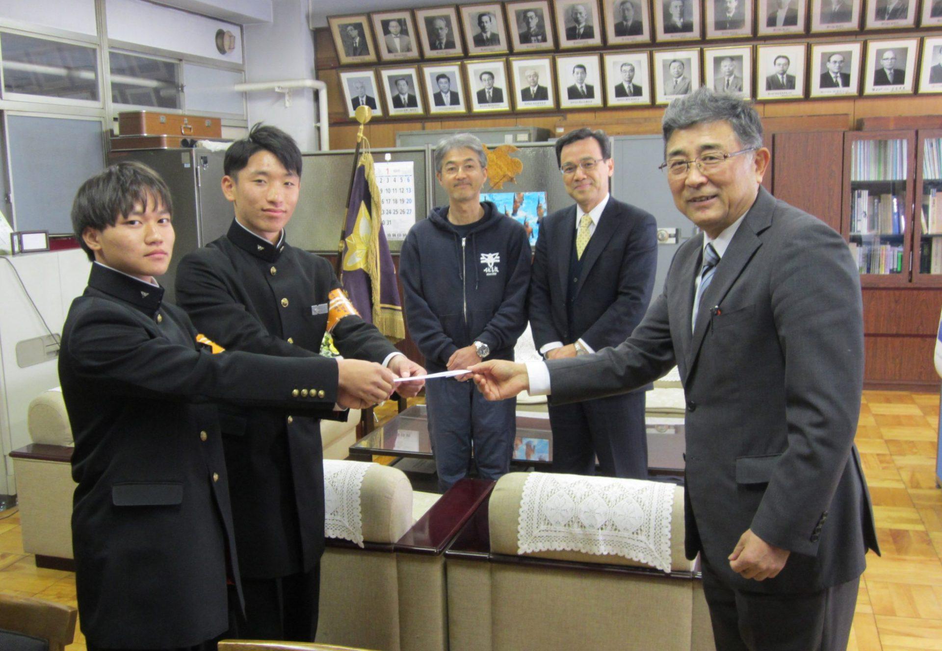 埼玉県六校応援団連盟